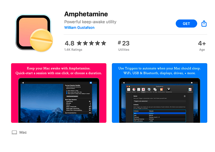 Скриншот приложения из App Store