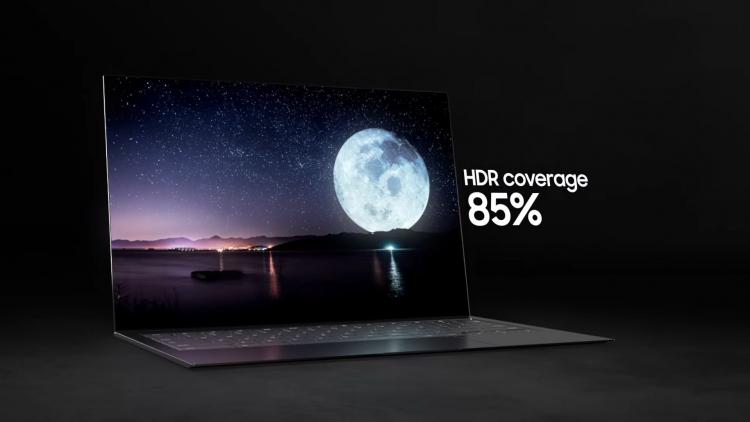 """Samsung выпустит 10 экранов OLED для ноутбуков в 2021 году— от 13,3 до 16 дюймов"""""""