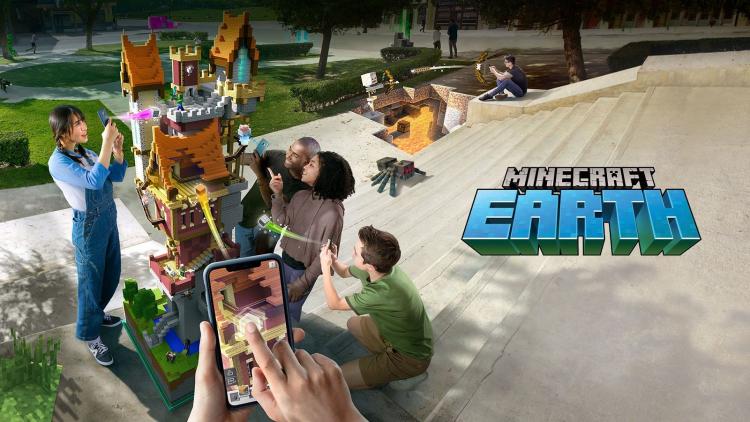 """Minecraft Earth получила финальное обновление и дату закрытия серверов — 30 июня"""""""