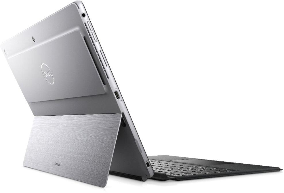 Dell представила планшет-трансформер Latitude 7320 — клон Surface Pro X на базе Tiger Lake
