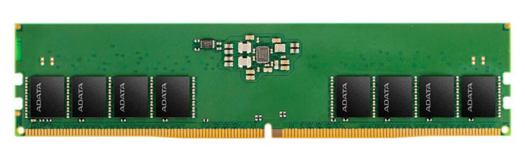 ADATA предложит модули памяти DDR5 с частотой до 8400 МГц