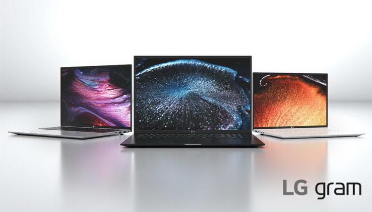 LG обновила тонкие ноутбуки Gram процессорами Tiger Lake-U и улучшенными экранами