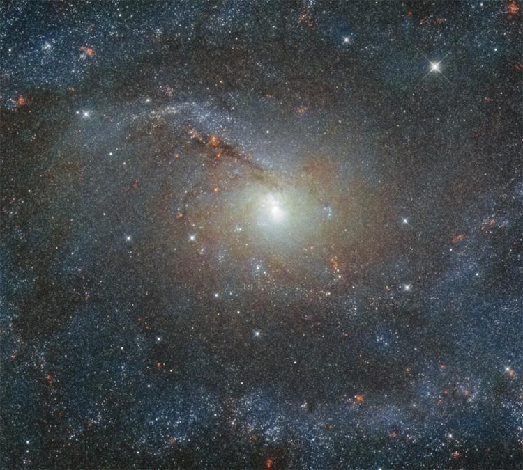 Фото дня: галактический фейерверк удивительной красоты