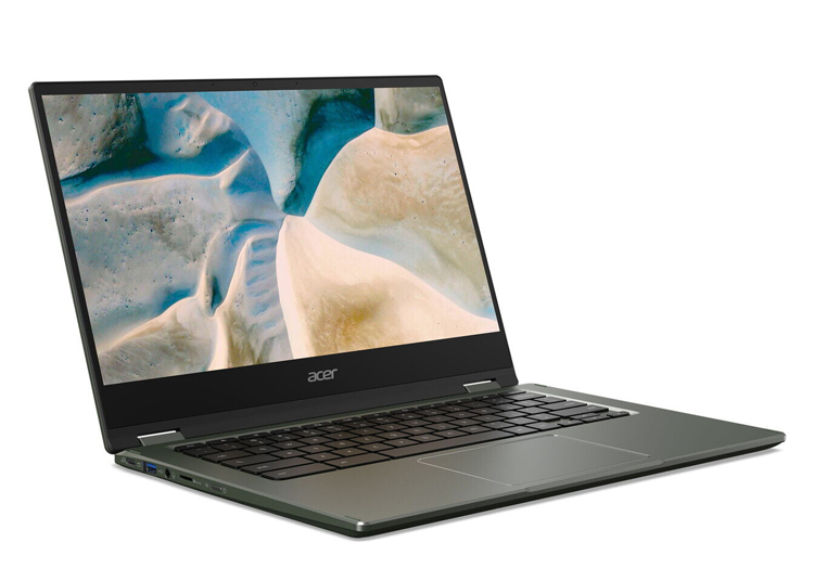 Acer unveils Chromebook Spin 514 laptop with AMD Ryzen Mobile processor