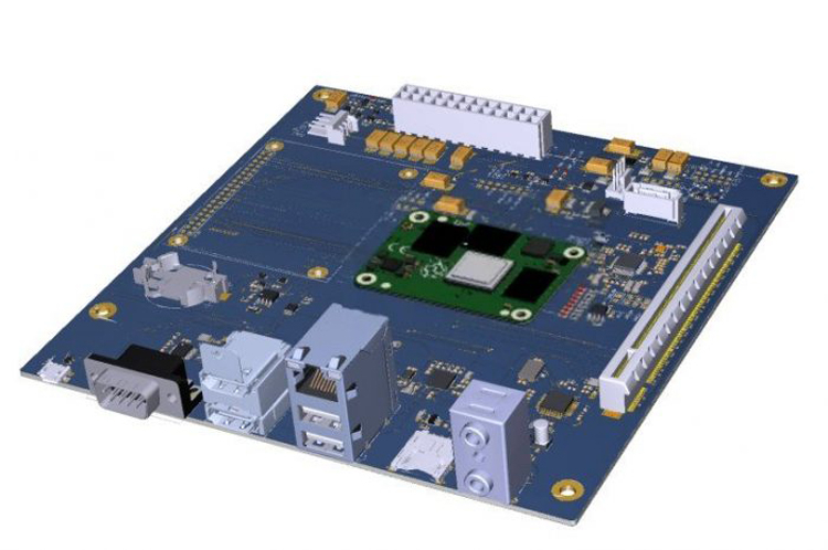 "Over:Board превратит Raspberry Pi Compute Module 4 в плату формата Mini-ITX"""