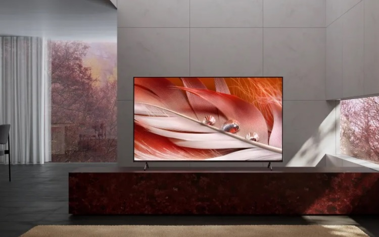 Sony анонсировала телевизоры Bravia XR с интеллектуальным процессором и Google TV
