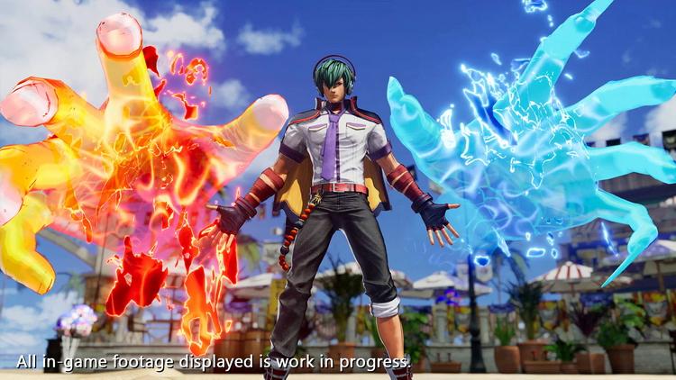 SNK представила The King of Fighters XV и новый сезонный абонемент Samurai Shodown