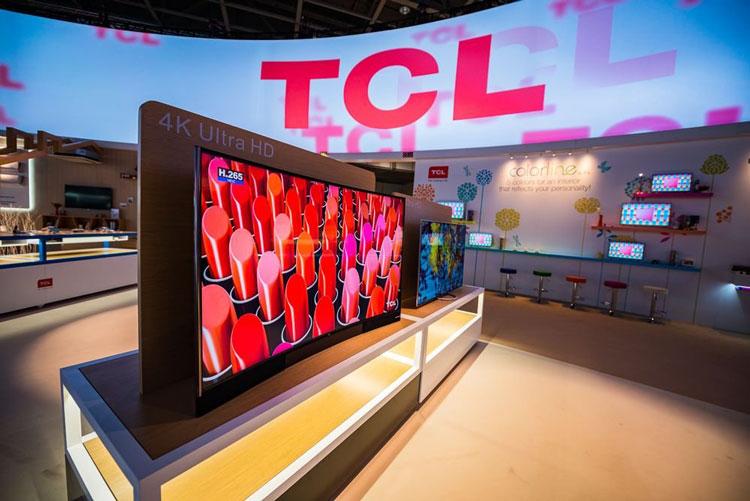 Китайская TCL освоила струйную печать OLED и покажет соответствующие продукты на CES 2021