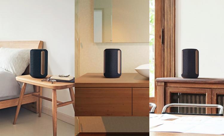 Sony представила беспроводные динамики с системой 360 Reality Audio