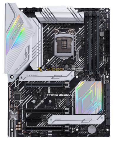 ASUS Prime Z590-A (VideoCardz)