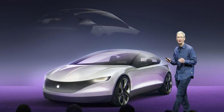 """Apple и Hyundai объявят о партнёрстве в марте, а к 2024 году запустят производство электрокаров"""""""