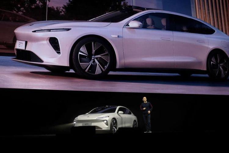 """Китайская Nio выйдет на рынок недорогих электромобилей с новой торговой маркой"""""""