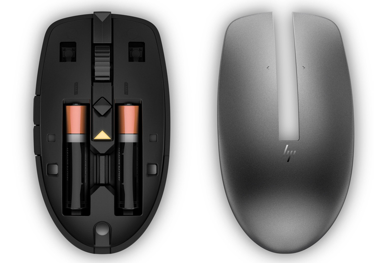 """Беспроводная мышь HP 635 может подключаться сразу к нескольким устройствам"""""""