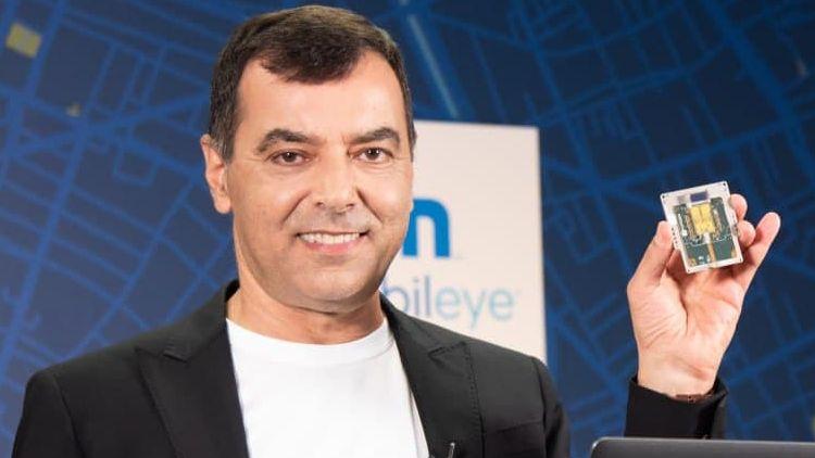 Intel разработает для Mobileye лидар на базе кремниевой фотоники