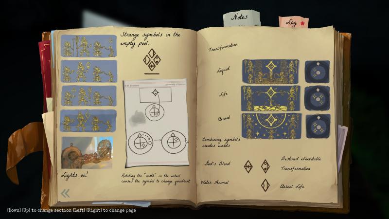 Во времена Myst такие вещи приходилось рисовать самому на бумаге