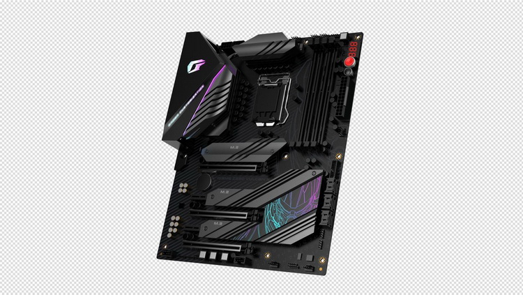 Colorful iGame Z590 Vulcan X