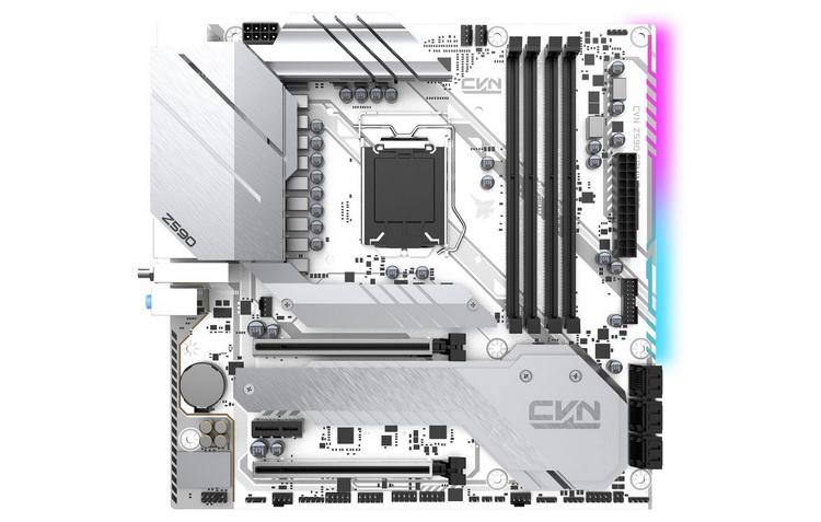 """Colorful представила материнские платы на чипсетах Intel Z590 и B560 для процессоров Rocket Lake-S"""""""