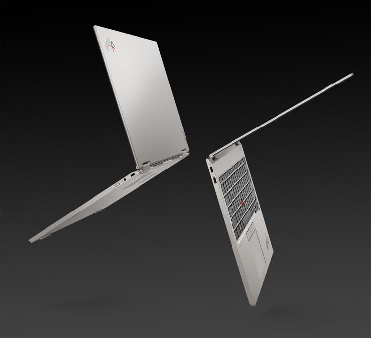 "Толщина ноутбука Lenovo ThinkPad X1 Titanium Yoga составляет менее 12 мм"""