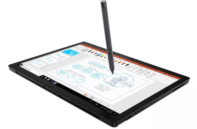 """Представлен Lenovo ThinkPad X12 Detachable — гибридный ноутбук на процессоре Intel Tiger Lake"""""""