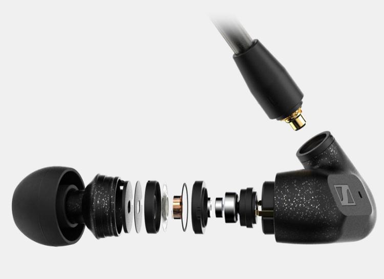 Представлены наушники Sennheiser IE 300 погружного типа для аудиофилов