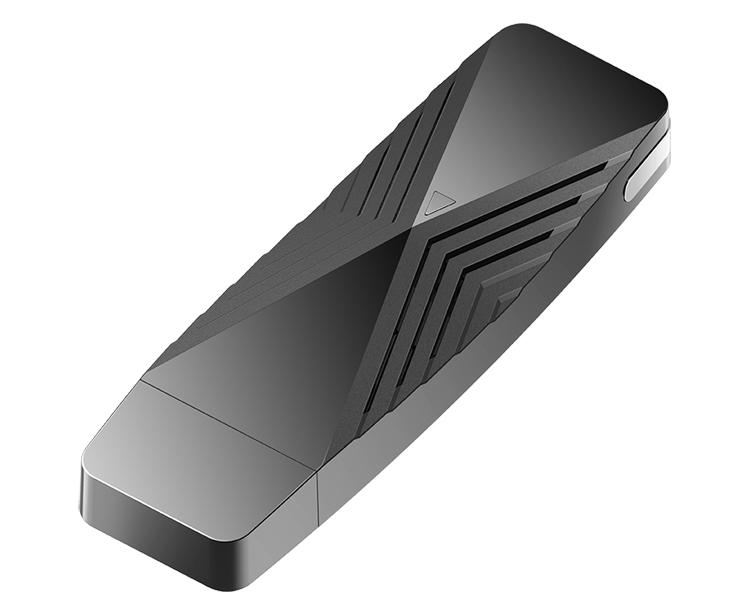 D-Link представила первый в мире адаптер Wi-Fi 6 с интерфейсом USB 3.0