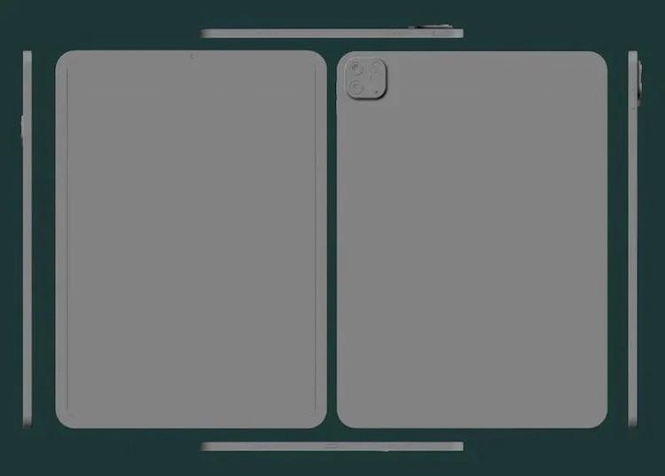 """Грядущие iPad Pro внешне почти не будут отличаться от текущих моделей"""""""