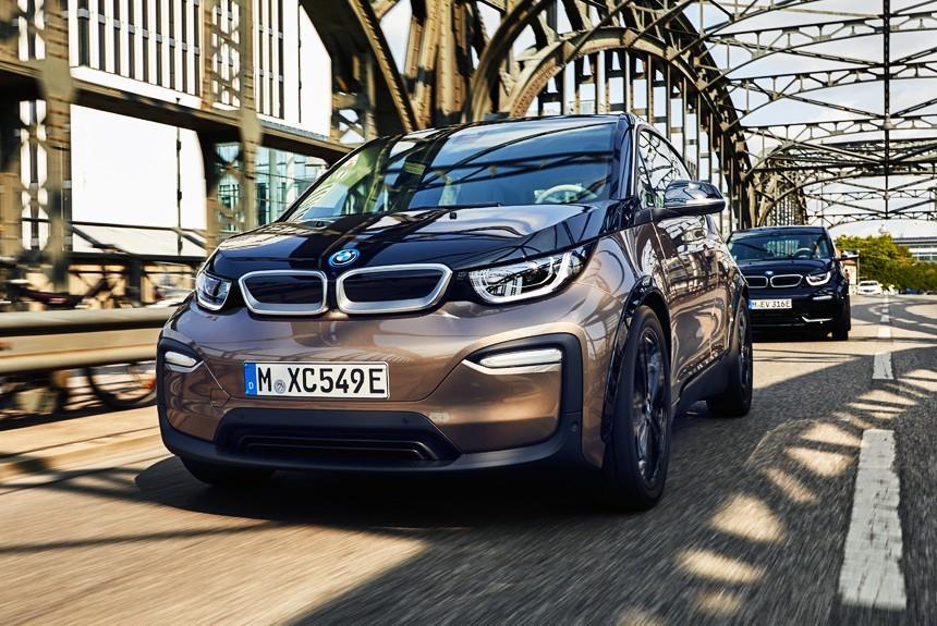 Daimler, BMW и Volkswagen суммарно продали почти 600 тыс. электромобилей  это всего на 100 тыс. больше, чем у Tesla