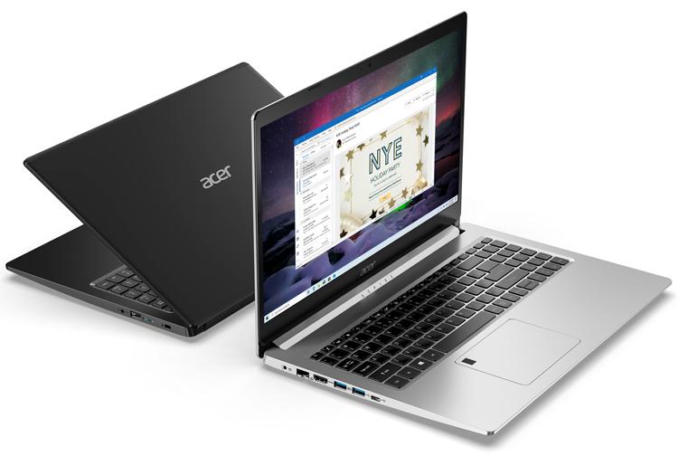 Acer Aspire 5 and Aspire 7 notebooks get AMD Ryzen 5000 processors