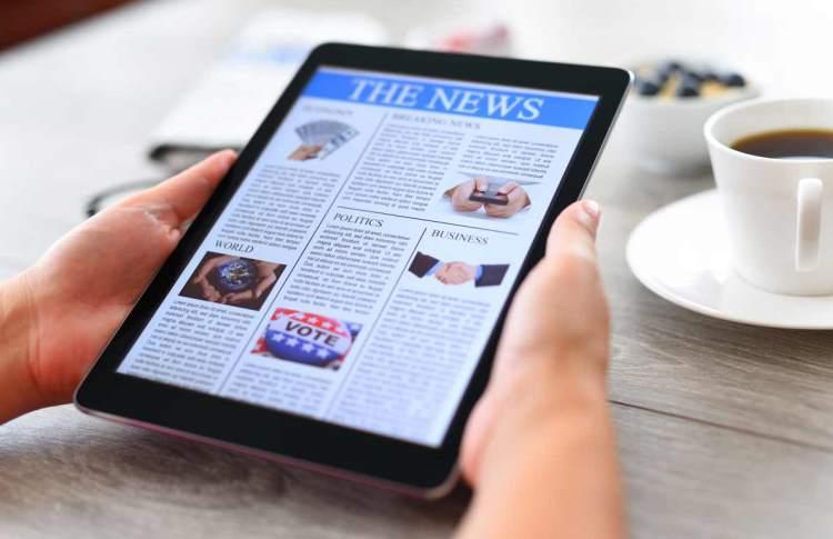 """Российский рынок планшетов в 2020 году показал рост впервые за шесть лет"""""""
