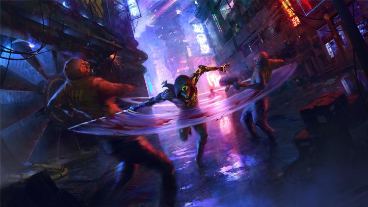 Жигадло отдельно оговорился, что Cyberpunk 2077 не навредила продажам Ghostrunner