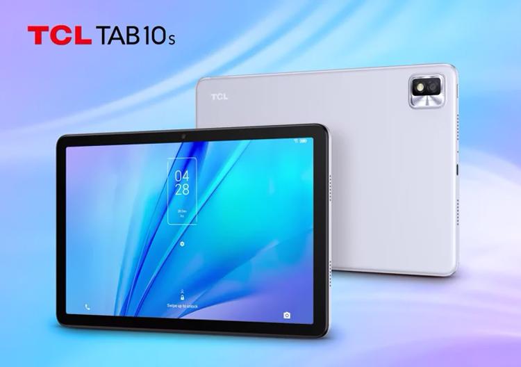 Планшет TCL Tab 10s с экраном 2К позаботится о зрении пользователя