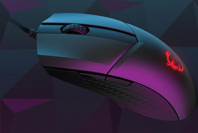 """Представлена игровая мышь MSI Clutch GM41 Lightweight весом всего 65 граммов"""""""
