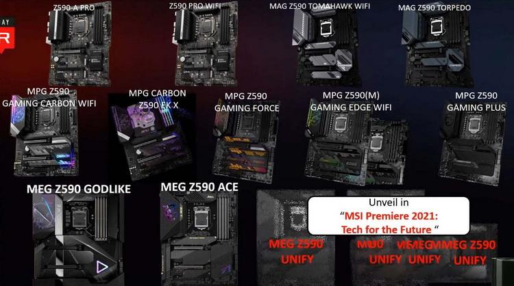 Пандемия сломала рынок: цена материнских плат на Intel Z590 достигнет1500 евро