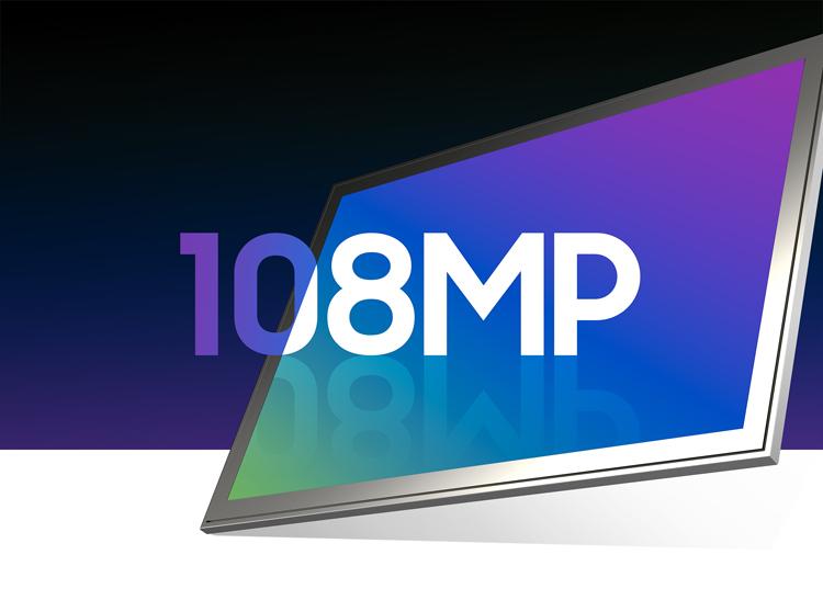 Samsung представила ISOCELL HM3  новый 108-Мп сенсор для камер смартфонов