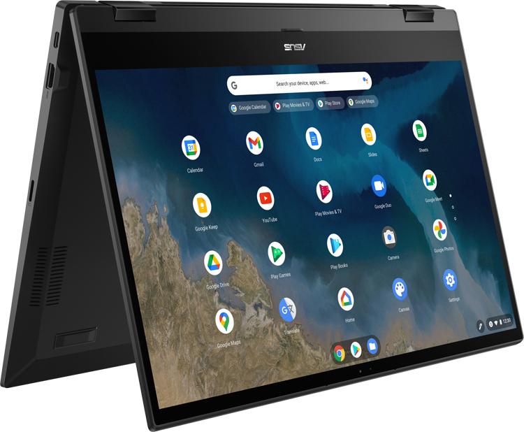 """ASUS представила продвинутый ноутбук-трансформер Chromebook Flip CM5 на процессоре AMD Ryzen"""""""