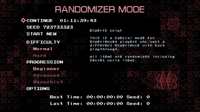 При достаточном спросе «Рандомизатор» может появиться и в Axiom Verge 2