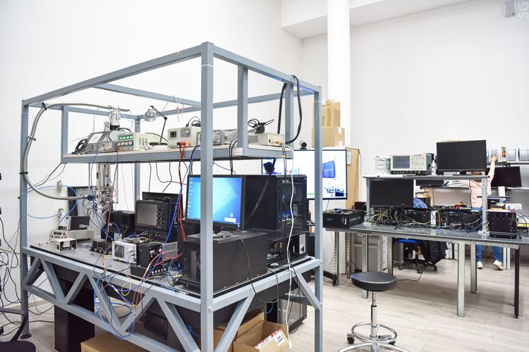 Лбораторная установка. Источник изображения: НИТУ «МИСиС»