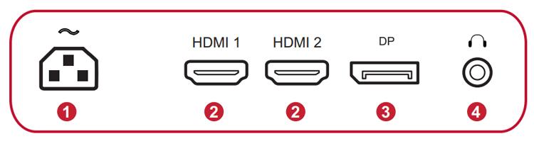 Монитор ViewSonic VA3456-MHDJ обладает соотношением сторон 21:9