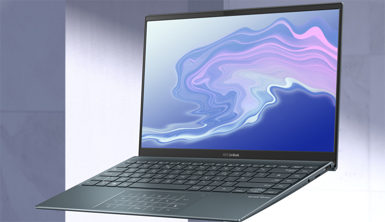 ASUS calls ZenBook 14 one of the world's thinnest 14