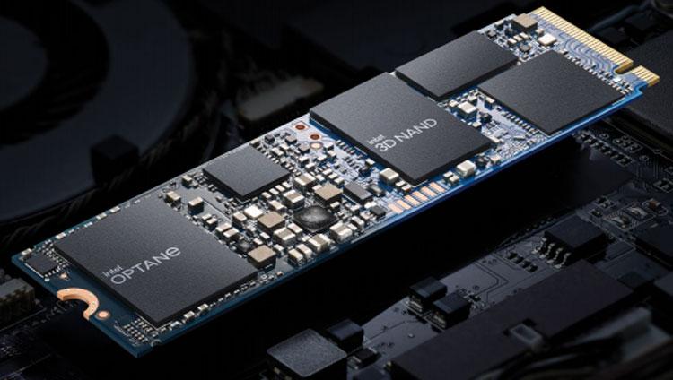 SSD Intel Optane H20