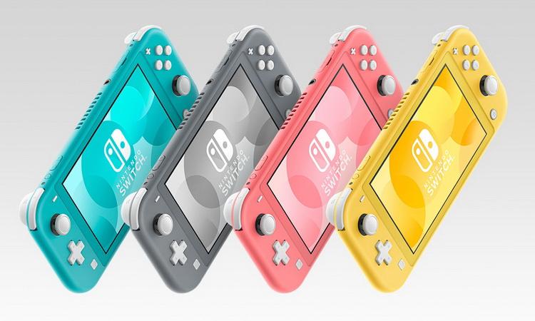 Японцы выбирают Nintendo Switch: в 2020 году её продажи составили 87 % от всех консолей в стране