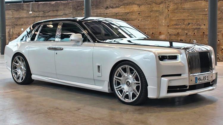 Rolls-Royce Phantom, источник Pinterest