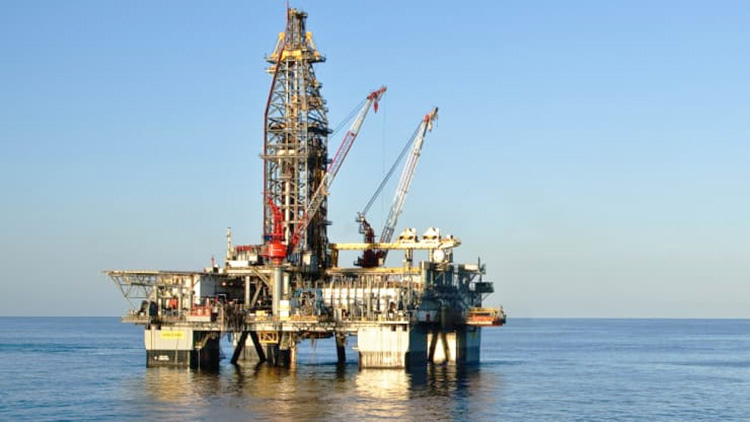 Нефтяная платформа Valaris 8500 (ENSCO)