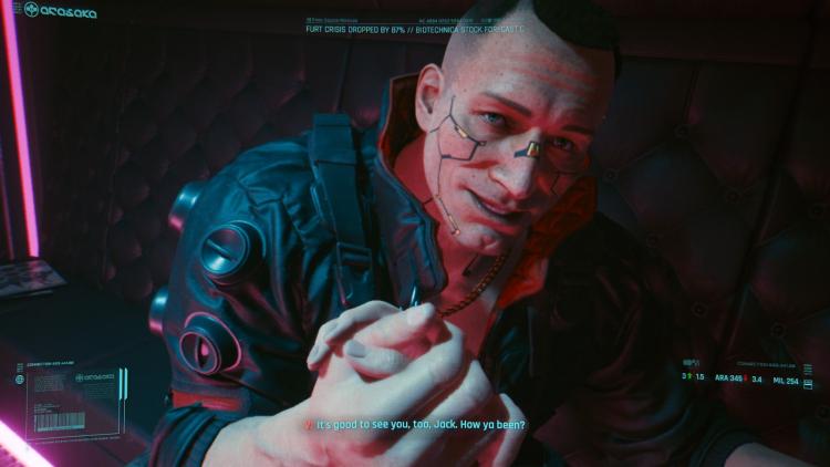"""Актёр озвучения Джеки из Cyberpunk 2077 оказался не против увидеть своего персонажа в дополнениях"""""""