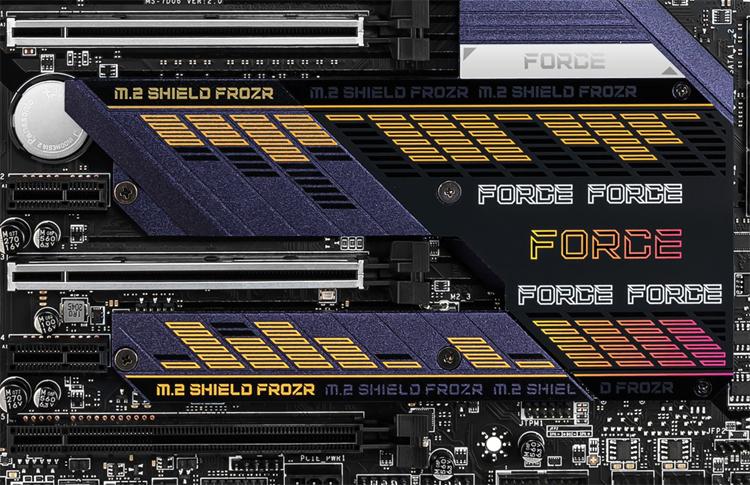 """MSI готовит к выпуску материнскую плату MPG Z590 Gaming Force со свежим дизайном"""""""