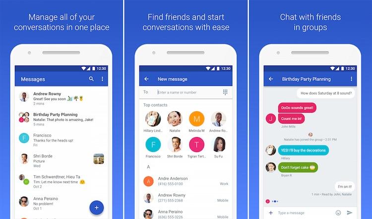 Приложение Google Messages перестанет работать на несертифицированных Android-устройствах в марте