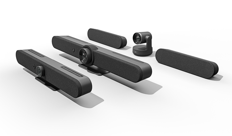 Logitech представила устройства для проведения видеоконференций Rally Bar и Rally Bar Mini