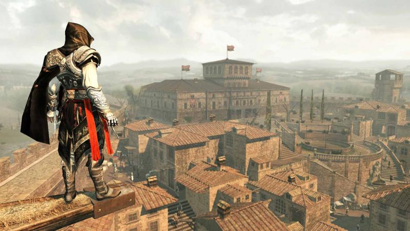 Assassin's Creed 2 многие поклонники серии называют лучшей. В этом есть немалая заслуга Кюда