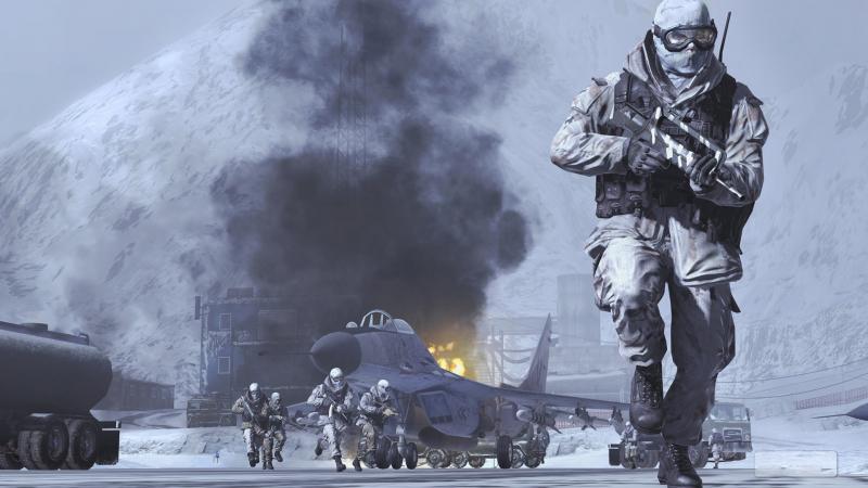 Для большой и дорогой игры музыка так же важна, как для большого и дорогого кино (Call of Duty: Modern Warfare 2)