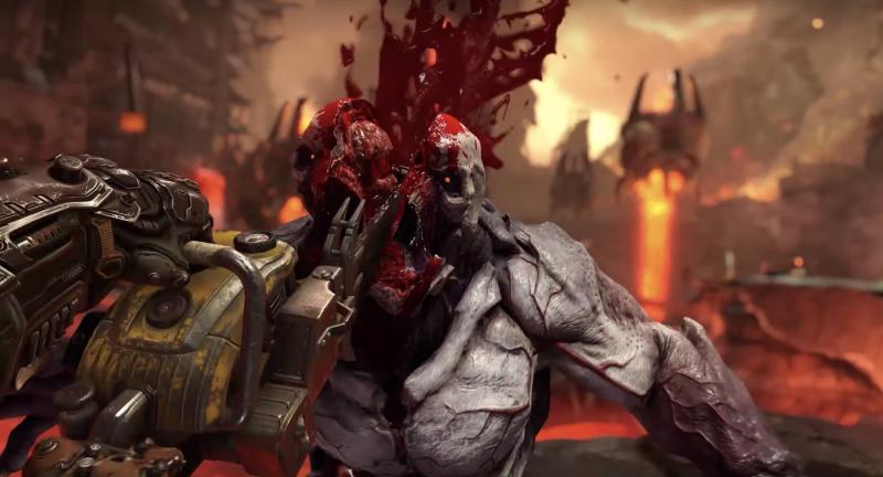 Музыку из Doom стоит поставить на будильник, если вы не можете встать утром